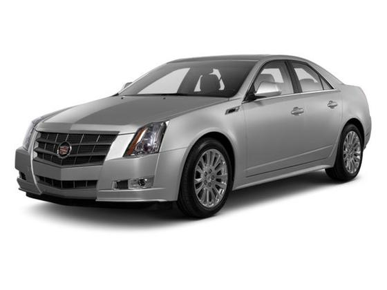 2010 Cadillac CTS Performance : Car has generic photo