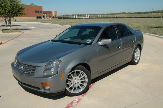 2006 Cadillac CTS Performance:6 car images available