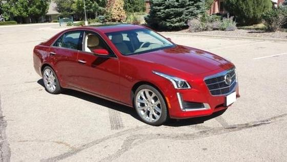 2014 Cadillac CTS Premium AWD:4 car images available