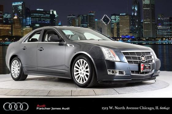 2010 Cadillac CTS Premium AWD:24 car images available