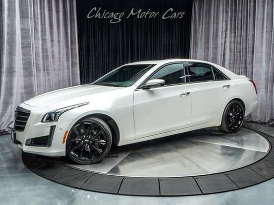 2016 Cadillac CTS Premium AWD:24 car images available