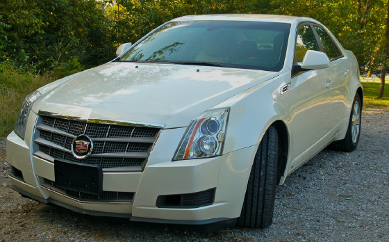 2009 Cadillac CTS Premium RWD:6 car images available