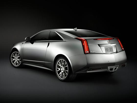 2011 Cadillac CTS Premium : Car has generic photo