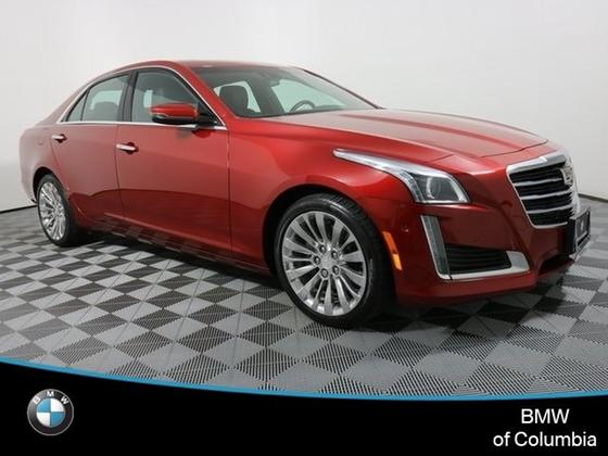 2016 Cadillac CTS Premium:24 car images available