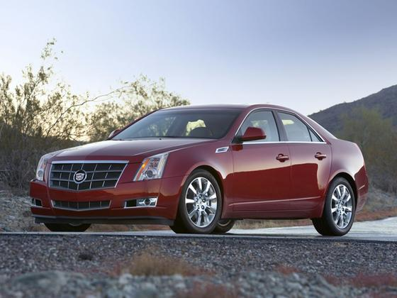 2012 Cadillac CTS Premium : Car has generic photo