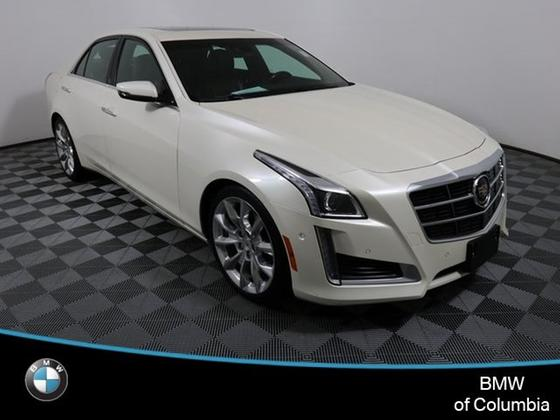 2014 Cadillac CTS Premium:24 car images available