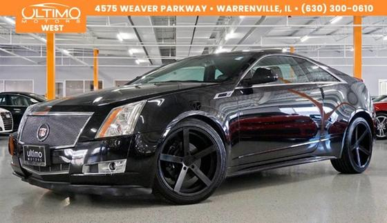 2011 Cadillac CTS Premium:24 car images available