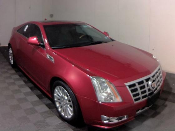 2013 Cadillac CTS Premium:23 car images available