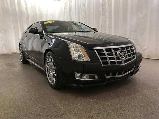 2013 Cadillac CTS Premium:24 car images available
