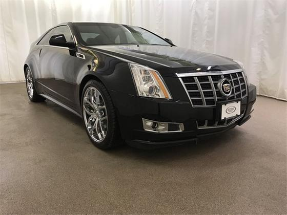 2012 Cadillac CTS Premium:24 car images available