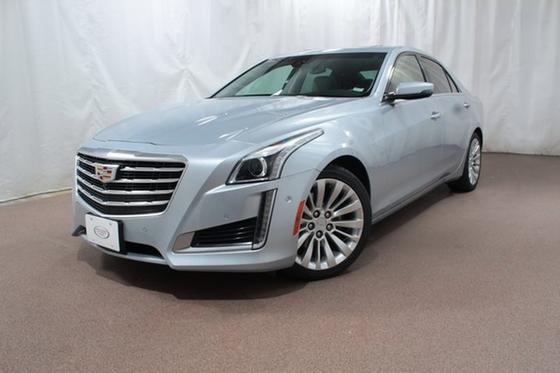 2017 Cadillac CTS Premium:24 car images available