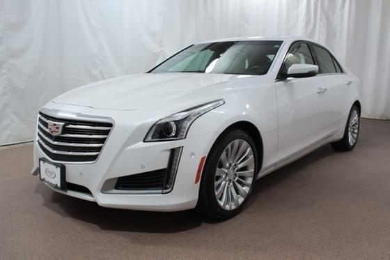 2018 Cadillac CTS Premium:24 car images available