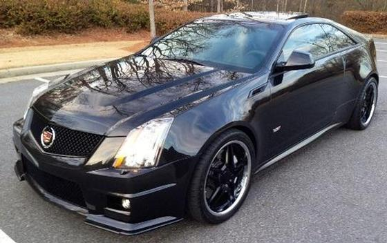 2012 Cadillac CTS V:3 car images available