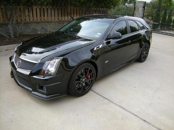 2014 Cadillac CTS V:6 car images available