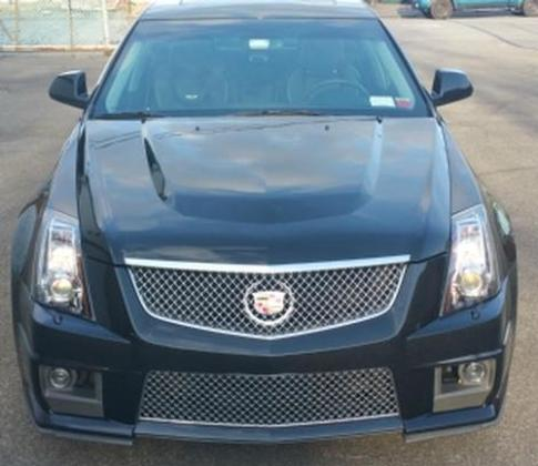 2011 Cadillac CTS V:18 car images available