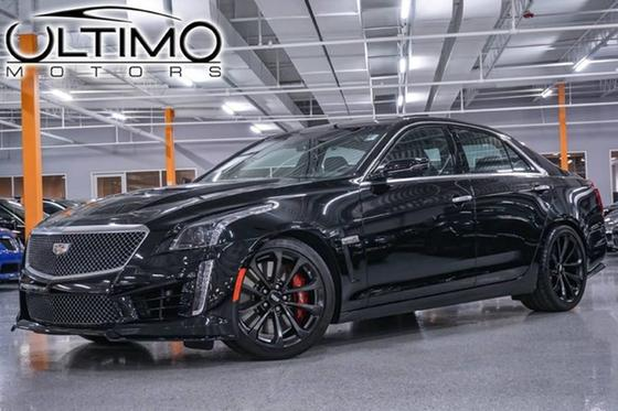 2016 Cadillac CTS V:24 car images available