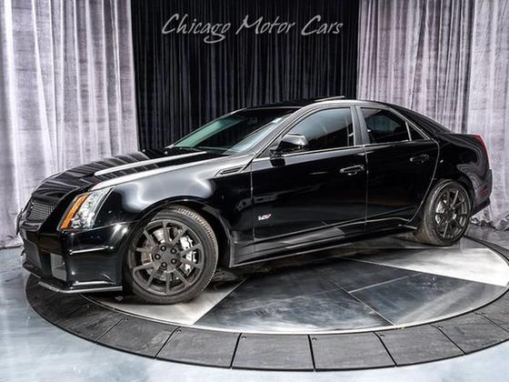 2010 Cadillac CTS V:24 car images available