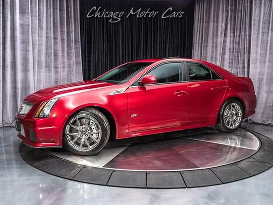 2009 Cadillac CTS V:24 car images available