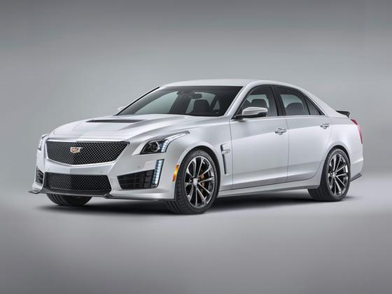 2018 Cadillac CTS V : Car has generic photo
