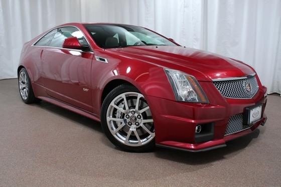 2011 Cadillac CTS V:24 car images available