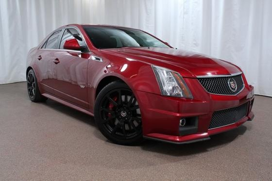 2014 Cadillac CTS V:24 car images available