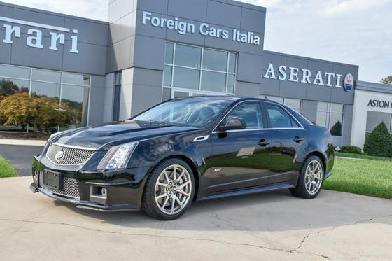 2011 Cadillac Cts V For Sale In Greensboro Nc Global Autosports