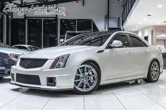 2012 Cadillac CTS V:24 car images available