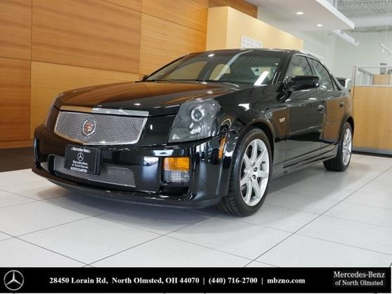 2004 Cadillac CTS V:24 car images available