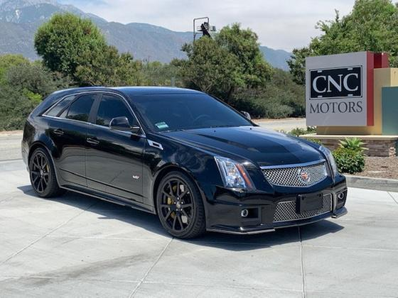 2013 Cadillac CTS V:15 car images available