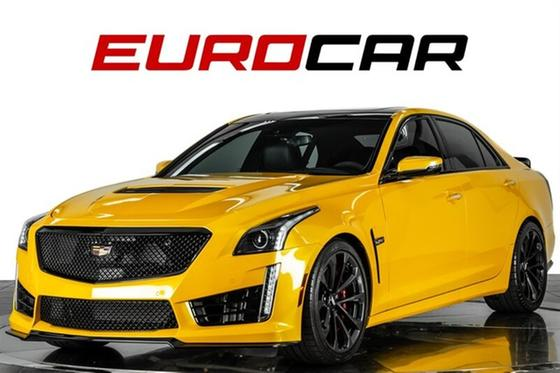 2017 Cadillac CTS V:24 car images available