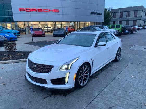2017 Cadillac CTS V:15 car images available