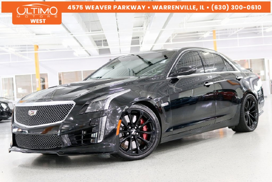 2016 Cadillac CTS V:6 car images available