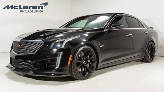 2016 Cadillac CTS V:22 car images available