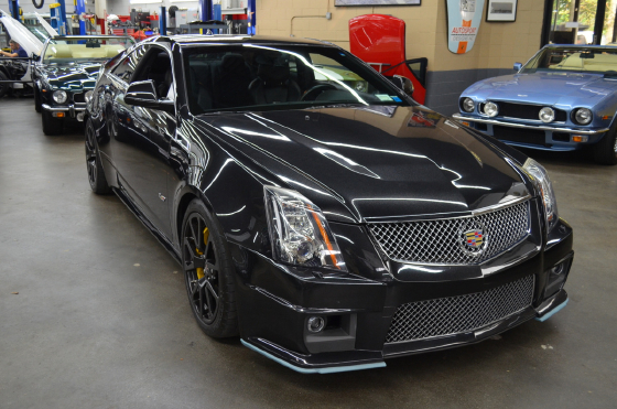 2012 Cadillac CTS V:12 car images available