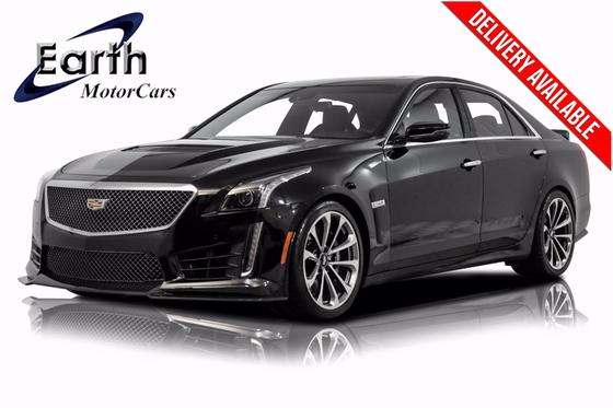 2018 Cadillac CTS V:24 car images available