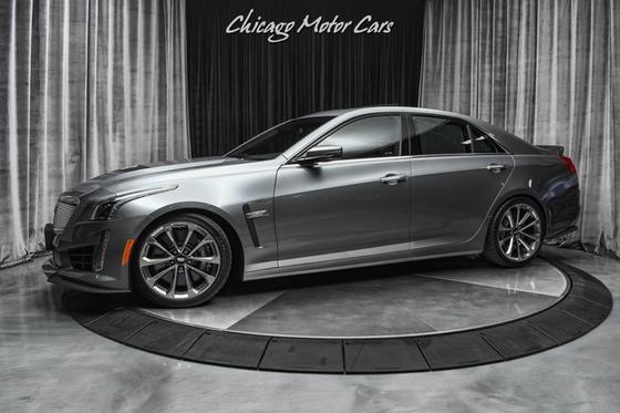 2019 Cadillac CTS V:24 car images available