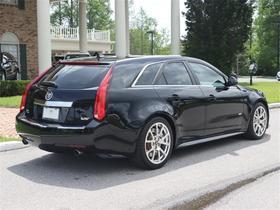 2011 Cadillac CTS V