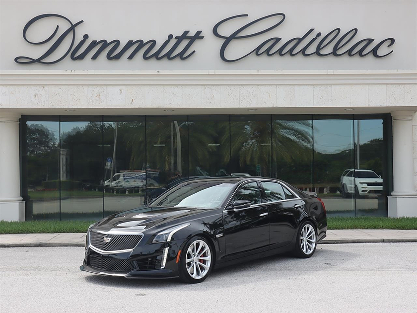2019 Cadillac CTS V:2 car images available