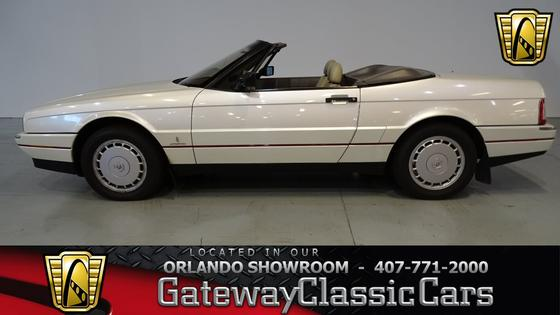 1990 Cadillac Classics Allante:24 car images available