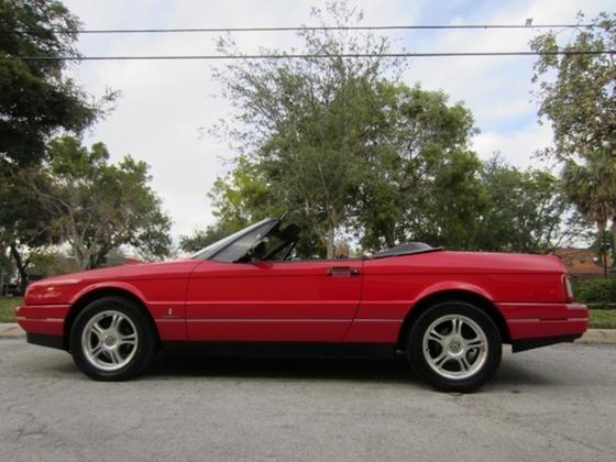 1988 Cadillac Classics Allante:24 car images available