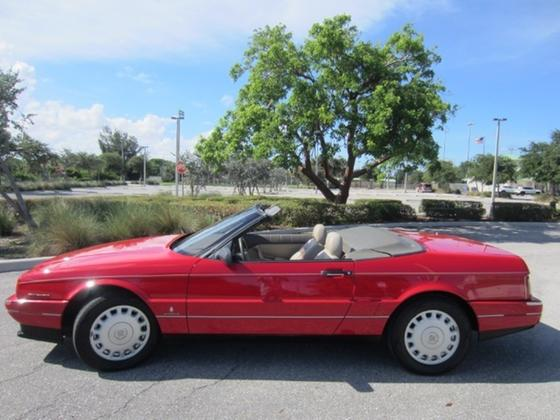 1993 Cadillac Classics Allante:23 car images available