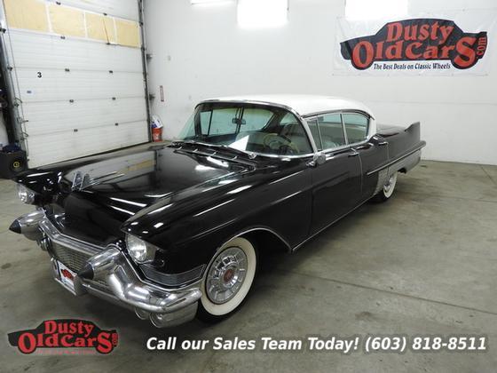1957 Cadillac Classics Fleetwood:24 car images available