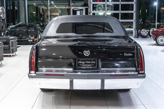 1996 Cadillac Classics Fleetwood