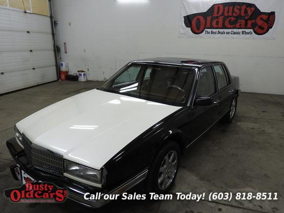 1989 Cadillac Classics Seville:24 car images available