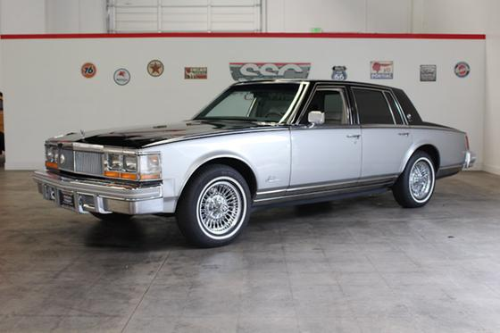 1978 Cadillac Classics Seville:9 car images available