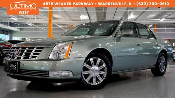 2007 Cadillac DTS :24 car images available