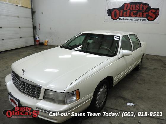 1997 Cadillac DeVille :24 car images available