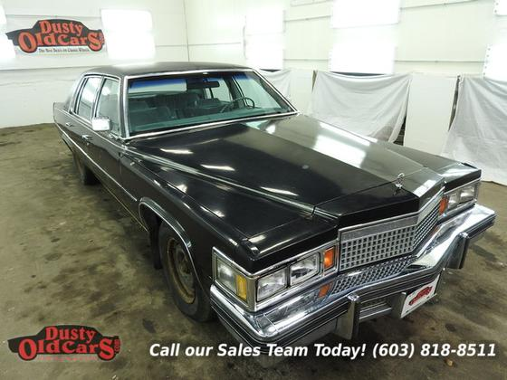 1979 Cadillac DeVille :24 car images available