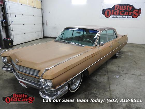 1964 Cadillac DeVille :24 car images available