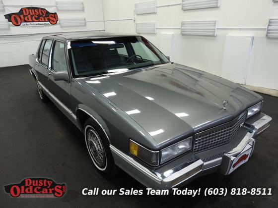 1989 Cadillac DeVille :24 car images available